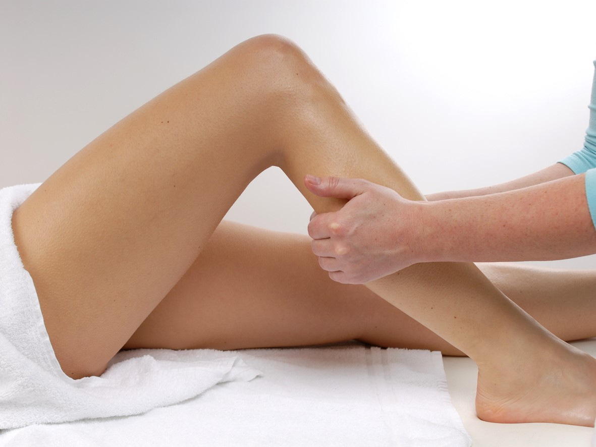 Massage jambes et pieds 25'