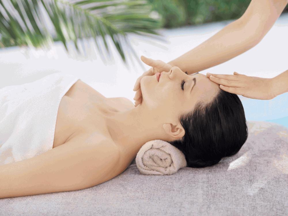 Huile de massage à l'huile de lavande bio 25'