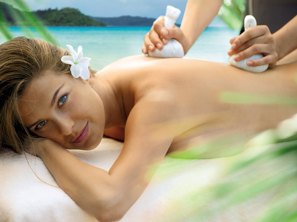 Massage Polynésia 55'