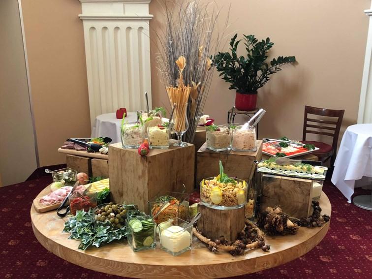table gourmande